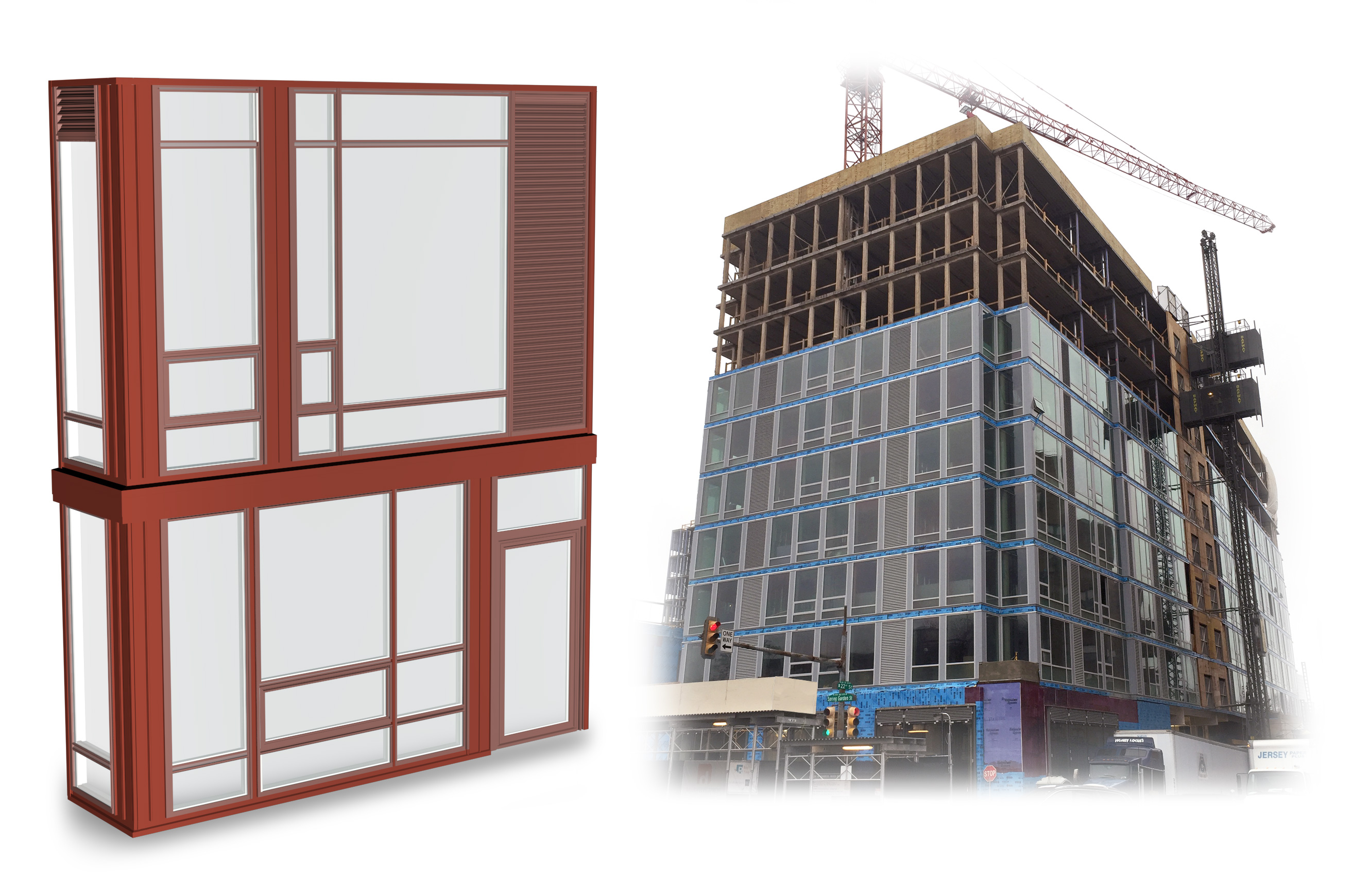 Residential curtain wall cost curtain menzilperde net for Residential window walls