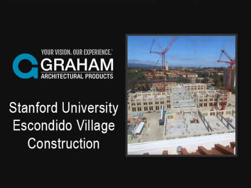 Stanford University Escondido Village Construction