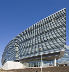 2506s Series Structurally Glazed Curtain Wall System