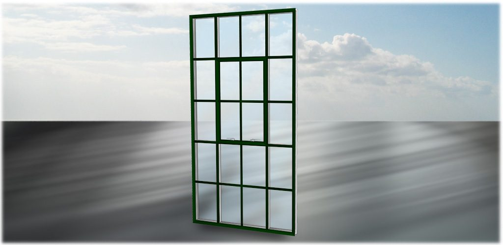 Sr6700 Steel Replica Window Graham Architectural Products